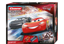Carrera GO!!! - Disney/Pixar Cars 3: Fast not Last
