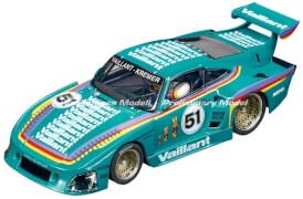 CARRERA DIGITAL 132 - Porsche Kremer 935 K3 ''Vaillant, No.51''