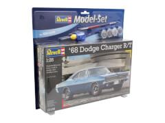 REVELL Model Set 1968 Dodge Charger