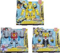 Hasbro E1886EU4 Transformers CYB Action Attackers Ultra Figur, ab 6 Jahren