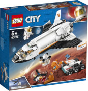 LEGO® City 60226 Mars Forschungs-Shuttle, 273 Teile