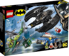 LEGO® Super Heroes 76120 Batman#: Batwing und der Riddler#-Überfall