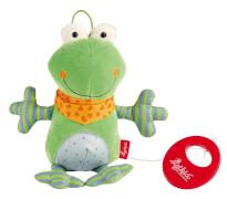 Sigikid 40781 Spieluhr Frosch Red Star