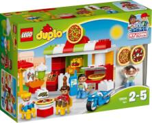 LEGO® DUPLO® 10834 Pizzeria, 57 Teile, ab 2 Jahre