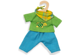 Puppen-Outfit Max, Gr. 35-45cm
