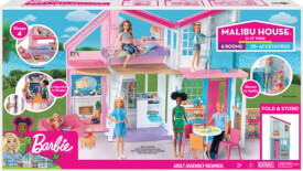 Mattel FXG57 Barbie Malibu House