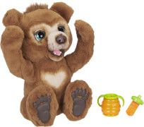 Hasbro E4591EU4 FurReal Cubby, mein Knuddelbär