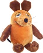 Schmidt Spiele 42188 Die Sendung mit der Maus, Plüsch-Maus, 25 cm, ab 3 Jahre
