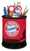 Ravensburger 112159 Puzzle 3D FC Bayern Utensilo 54 Teile