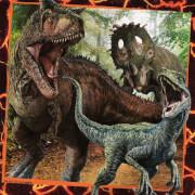 Ravensburger Puzzle - Jurassic World: Fallen Kingdom, 3x49 Teile