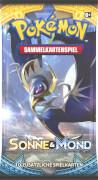 Pokémon Sonne & Mond 01 Booster