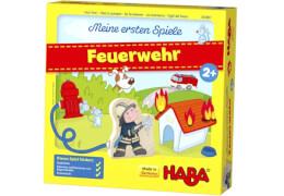HABA - Meine ersten Spiele - Feuerwehr, für 1-4 Spieler, ab 2 Jahren