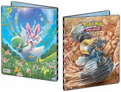 Ultra Pro Pokémon Sonne & Mond 10 9-Pocket Portfolio