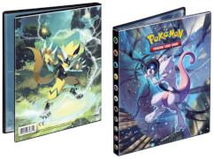 Ultra Pro Pokémon Sonne & Mond 10 4-Pocket Portfolio