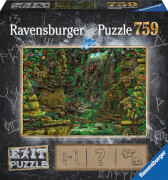 Ravensburger 19951 Puzzle: EXIT Tempel in Ankor 759 Teile