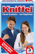 Schmidt Spiele 49039 Kniffelblock 3er-Pack, für 1440 Spiele, 2 bis 8 Spieler, ab 8 Jahre