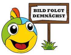Die Spiegelburg 10290 Mein kleiner Ponyhof - Zaubermaltafel inkl. 2 Stempeln und Stift, Kunststoff, ca. 24x33 cm, ab 3 Jahre