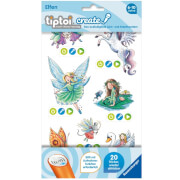 Ravensburger 009077 tiptoi® CREATE Sticker Elfen