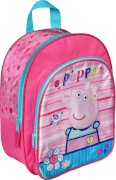 Rucksack mit Vortasche Peppa Pig