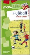 miniLÜK Fußball Erstes Lesen