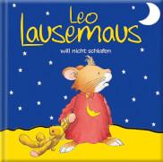 Leo Lausemaus will nicht schlafen, ab 3 Jahren