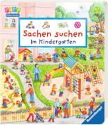 Ravensburger 43519 Bilderbuch: Sachen suchen - Im Kindergarten