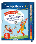 Büchersterne Lesen & Stempeln. Coole Fußballgeschichten für Superkicker