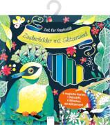 Cresci, Anne: Zeit für Kreativität  Zauberbilder mit Glitzersand