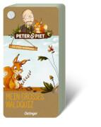 Peter & Piet. Mein großes Wald-Quiz