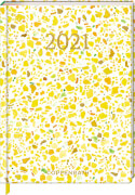 Mein Jahr 2021 - Mosaik (All about yellow)