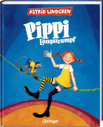 Lindgren, Pippi Langstrumpf, Gebundenes Buch, 139 Seiten, ab 8 Jahren