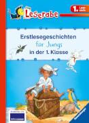 Ravensburger 36431 Leserabe Erstlesegeschichten für Jungs in der 1. Klasse