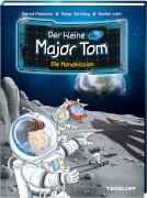 Der kleine Major Tom. Band 3. Die Mondmission, Lesebuch, 72 Seiten, ab 8 Jahren