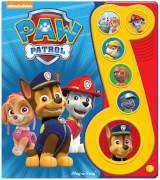 PAW Patrol - Sing mit der PAW Patrol - Liederbuch mit 6 Melodien
