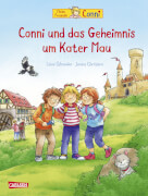 Conni-Bilderbücher: Conni und das Geheimnis um Kater Mau