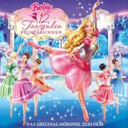 CD Barbie - 12 tanzende Prinzessin