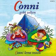 Conni - Folge 4: Conni geht zelten / Conni lernt reiten (CD)