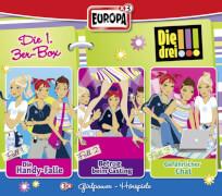 Kosmos Die drei !!! CD-Box Folgen 1 - 3