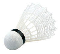 sunflex TRAINING MID Badmintonball weiß