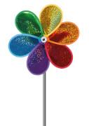Glitter Bloom Windspiel ca. 29,5 x 55 cm