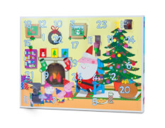 Jazwares Peppa PEP0653 - PEPPA'S Adventskalender