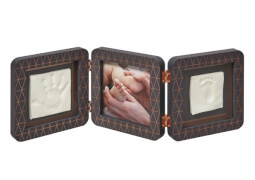 Baby Art My Baby Touch - Copper Edition Double, dunkelgrau