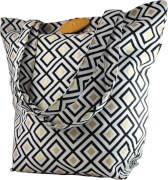 Shopper (Tasche)- White Gold